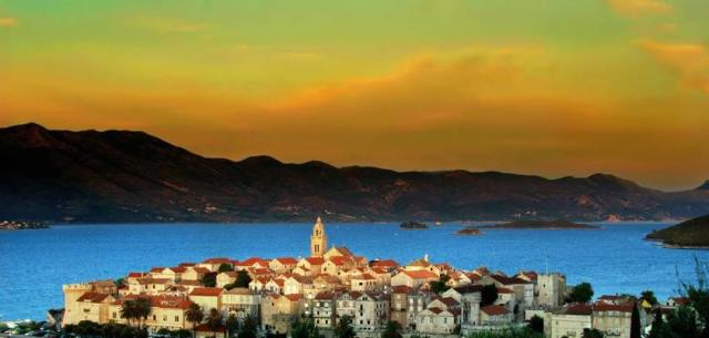 Korcula...Birthplace of Marko Polo