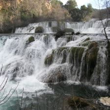 Skradinski Buk on the Krka River