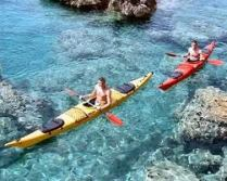 Kayaking in My Hidden Croatia