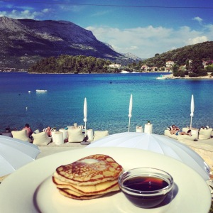 pancakes view